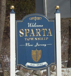 Sparta NJ Golfers
