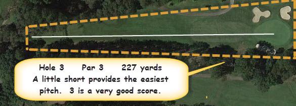 BGGC Golf Course Hole 3