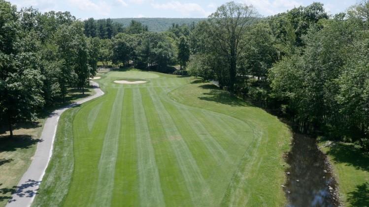 BGGC Golf Score Par 5 On Hole 4