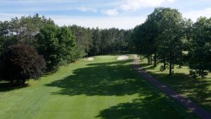 BGGC Golf Score Par 5 On Hole 9
