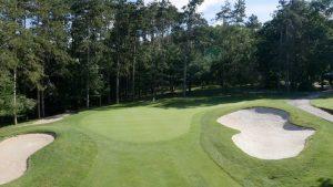 BGGC Golf Hole 9 Par 5
