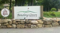 Bowling Green Golf Entrance
