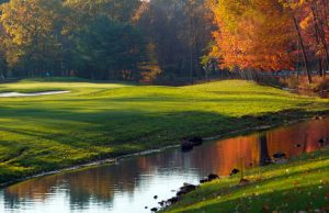 Bowling Green Golf Hole 4