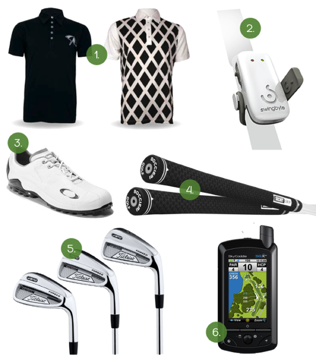 Father's Day Gift Ideas For Your Golf Loving Dad