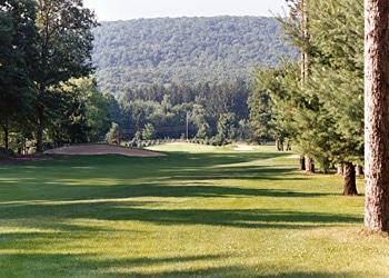 Bowling Green Golf Club Hole 7