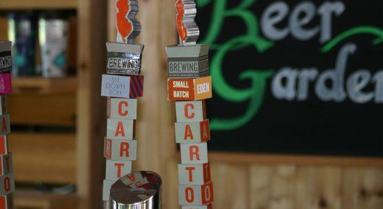 Current Beer List